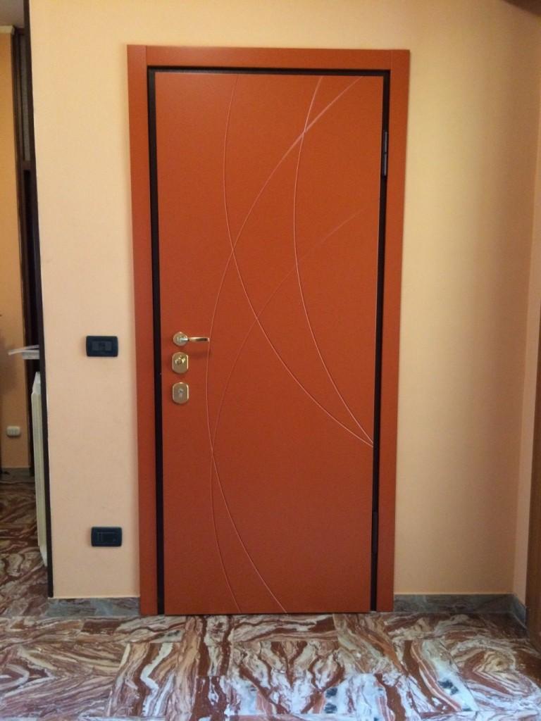 Serramenti tapparelle porte blindate e interne - Sopraluce porta ...